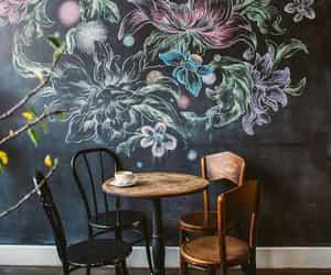 cafe, coffee, and stylish image