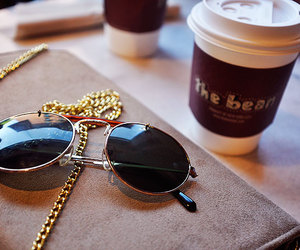 clutch, coffee, and style image