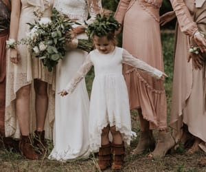 country, couple, and daughter image