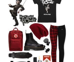 beanie, black, and dr. martens image