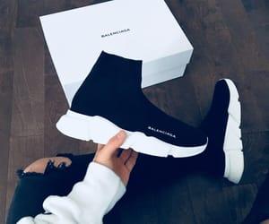 Balenciaga and black image