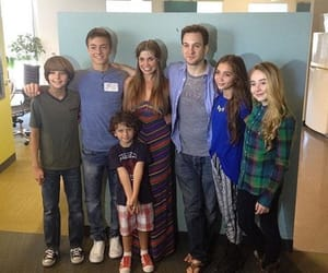 cast, friends, and girl meets world image