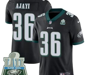 eagles, wholesalejerseys, and flyeaglesfly image