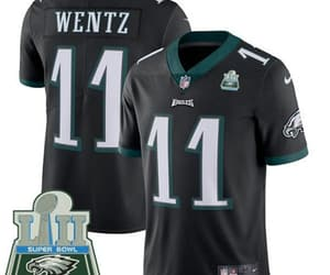 eagles, nfldraft, and luckyjerseys image