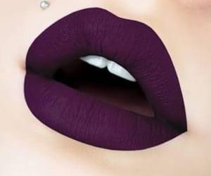 beauty, make up, and purple image