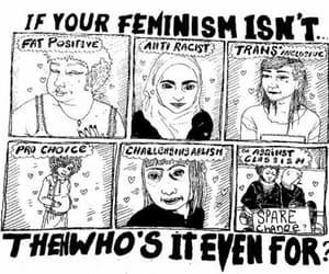 feminism, feminist, and equality image