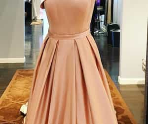prom dress and one shoulder prom dress image