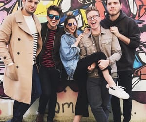 friendships, tyler oakley, and alfie deyes image