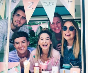 friendship, launch, and alfie deyes image