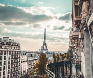 background, paris, and city image