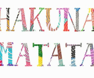 hakuna matata and quotes image