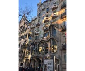 Barcelona, casa batllo, and travel image