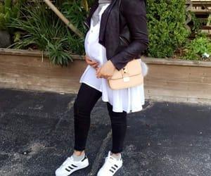 adidas, baby, and bag image