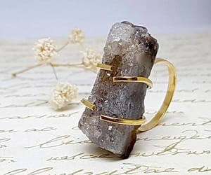 crystal ring, etsy, and designer ring image