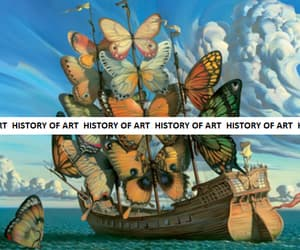 art, sea, and article image