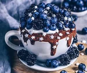 alternative, blueberry, and chocolate image