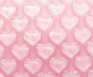 pink, heart, and cute image