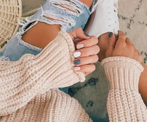 accessoires, classy, and nails image