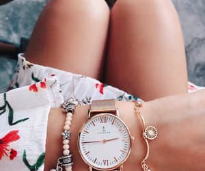 accessoires, girls, and rings image