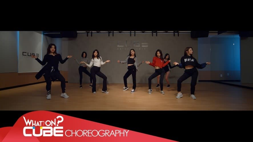 article, dance, and clc image