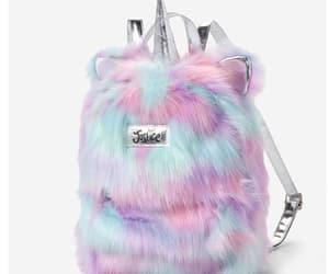 backpack, kawaii, and unicorn image