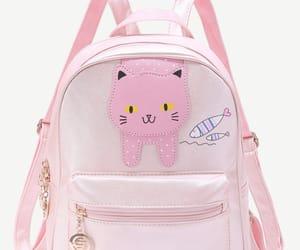backpack, cats, and kawaii image