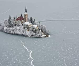 slovenia, photography, and winter image