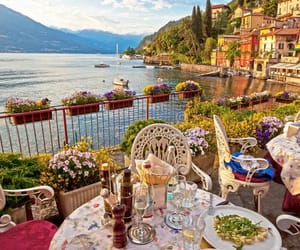 beautiful day, food, and italy image