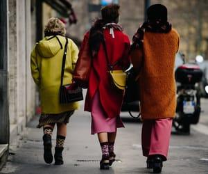 fashion week, mode, and milan image