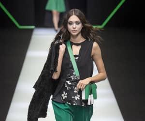 emporio armani, fashion, and zhenya katava image
