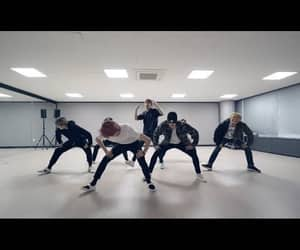 dance, boss, and kpop image