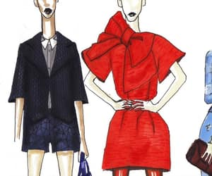 article, fashion, and vocabulary image