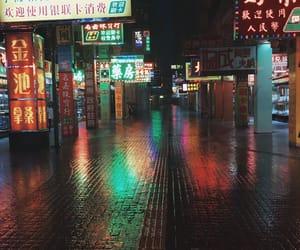 china, fashion, and glow image