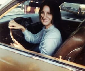 priscilla presley, car, and vintage image