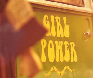 power, girl, and girl power image