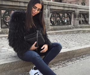 chanel, city, and adidas image