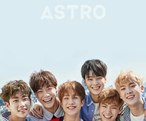kpop, astro, and wallpaper image