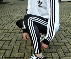vans, adidas, and aesthetic image