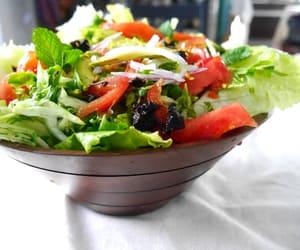 food, fresh, and green image