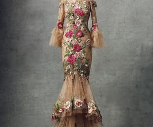 dress, elegant, and fashion week image
