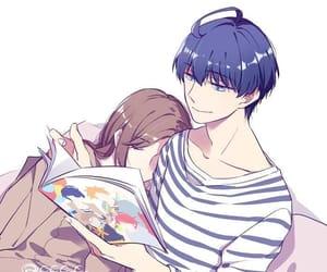 anime, girl, and beautiful image