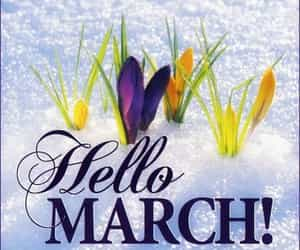 march and quotes image