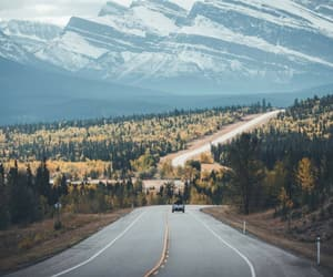 landscape, road, and travel image