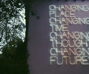 change, future, and place image