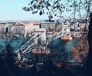budapest, hungary, and travel image