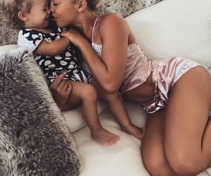 tammy hembrow, baby, and daughter image