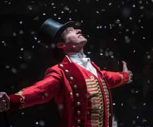 circus and the greatest showman image