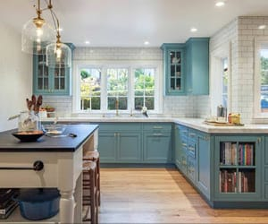 kitchens, kitchen designs, and kitchen ideas image