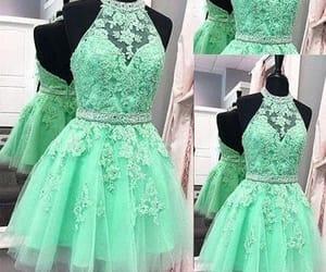 party dress, graduation dress, and short dress image