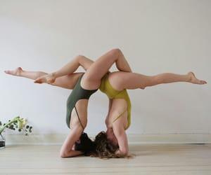flexibility, gymnastics, and girlfriends image